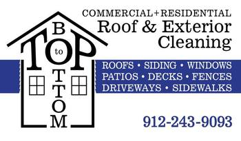 Top to Bottom Roo... is a Exterior Cleaning Contractors