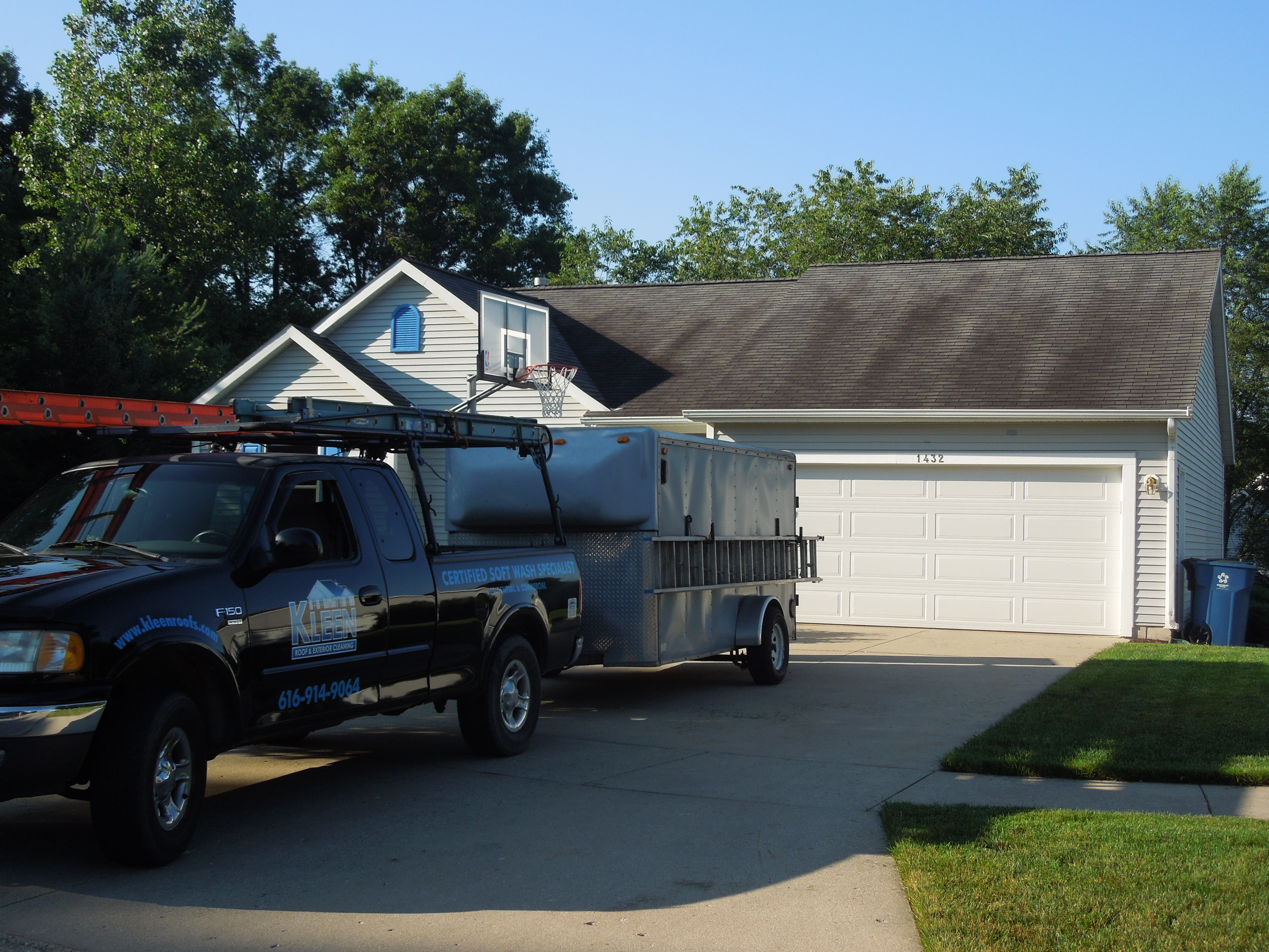 Kleen Roof Amp Exterior Residential And Commercial